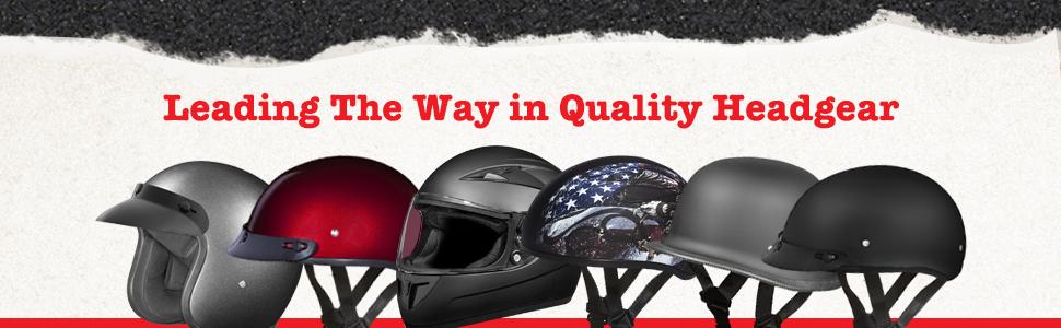 Daytona Helmets Leading The Way In Quality Headgear footer