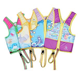 swim vest different color