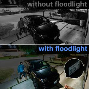 floodlight cam night vesion