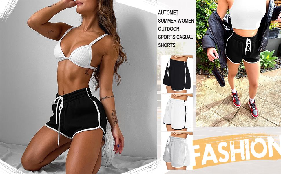 AUTOMET Shorts for women