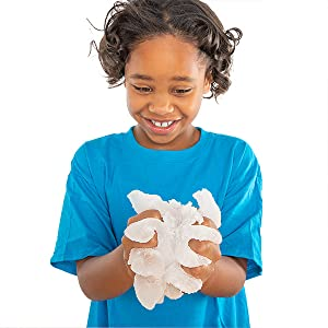 gift idea, stocking stuffer, stocking, absorbent, polymer, science fair, water, STEM, gel