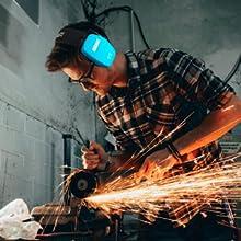 PROHEAR 016 shooting earmuffs power tools