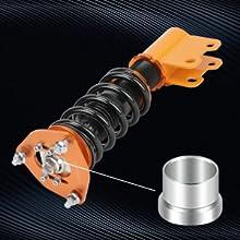 Adjustable Coilover Suspensions for Nissan S14 240SX 200SX Silva Suspension Spring Shock Absorber