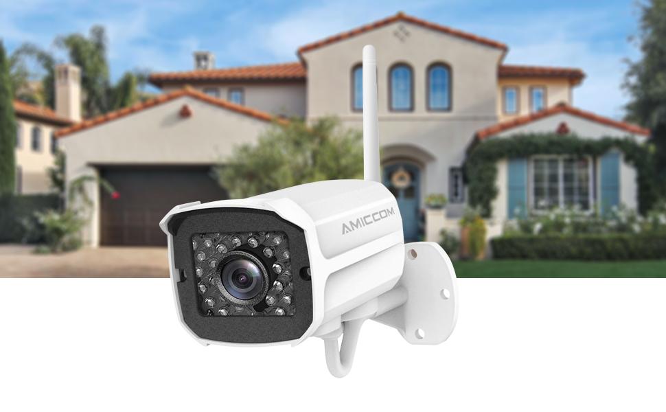 AMICCOM outdoor camera