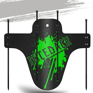 NICEDACK Bike Fender MTB Mud Guard, Front and Rear Bicycle Mudguard Set
