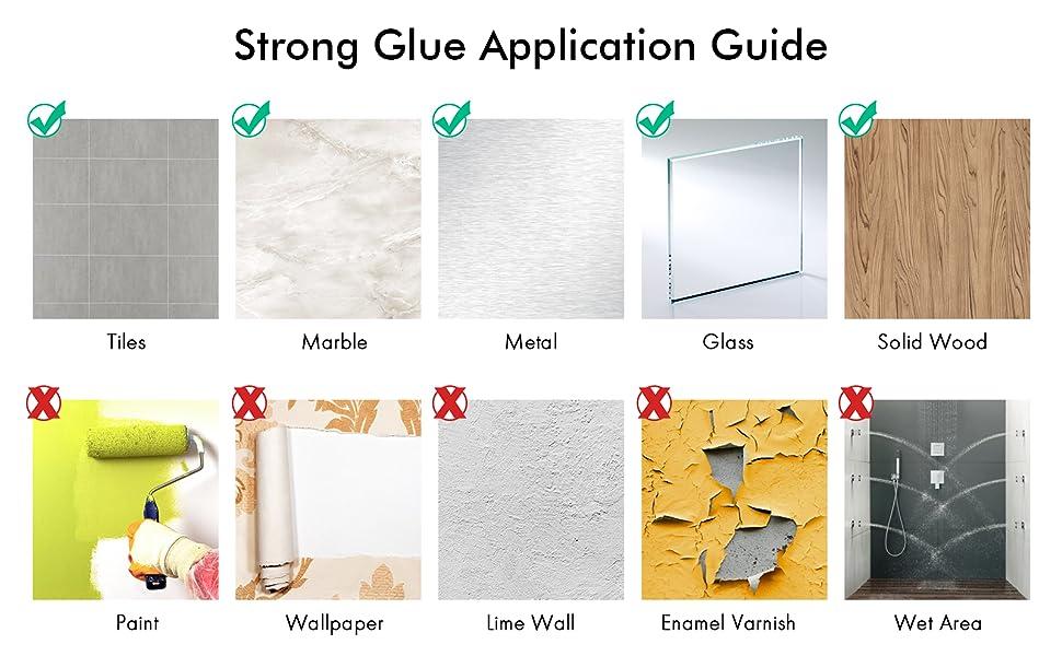 glue application guide