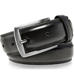 Genuine Leather Dress Belts For Men With Buckle Gifts For Him