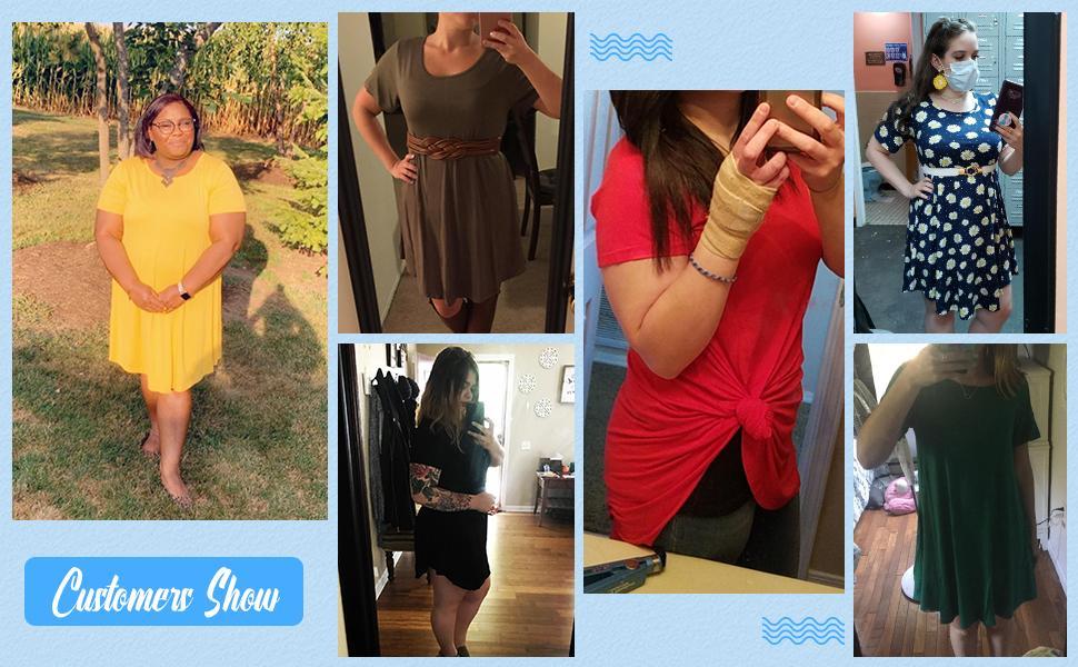 Customer's Concerned Details About JollieLovin Dress