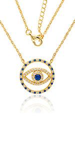 Evil Eye Necklace 2