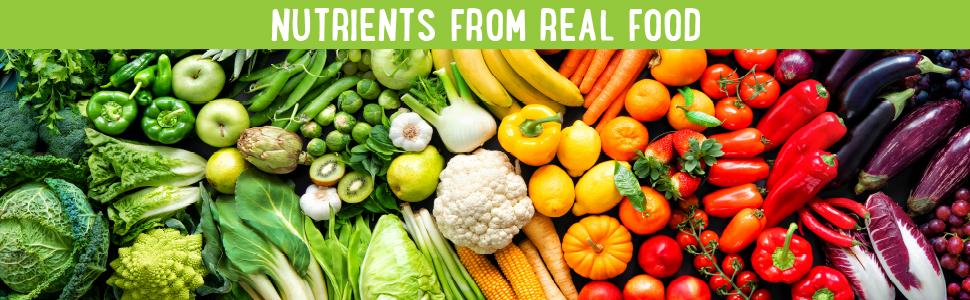 nutrients, food, naturelo