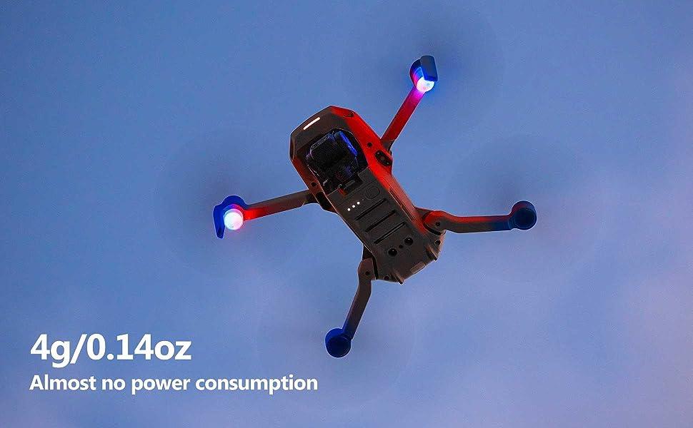 drone light for DJI mavic air 2s