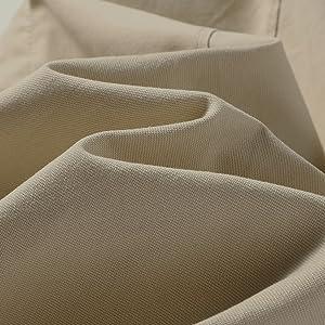 Twill cotton fabrics