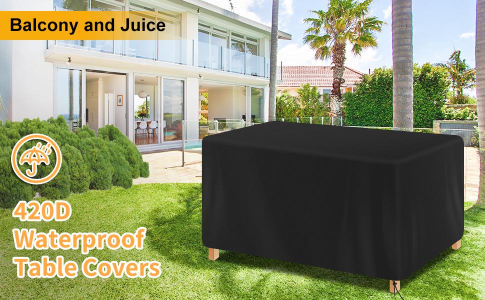 Upgrade 420D Waterproof Covers