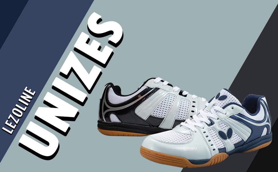 Butterfly Lezoline Unizes Table Tennis Shoes