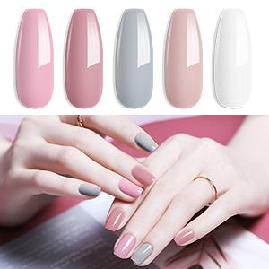 Natural Nude Colors