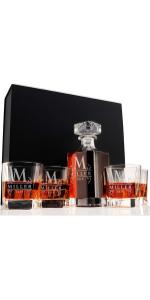 Personalized Whiskey Decanter Set