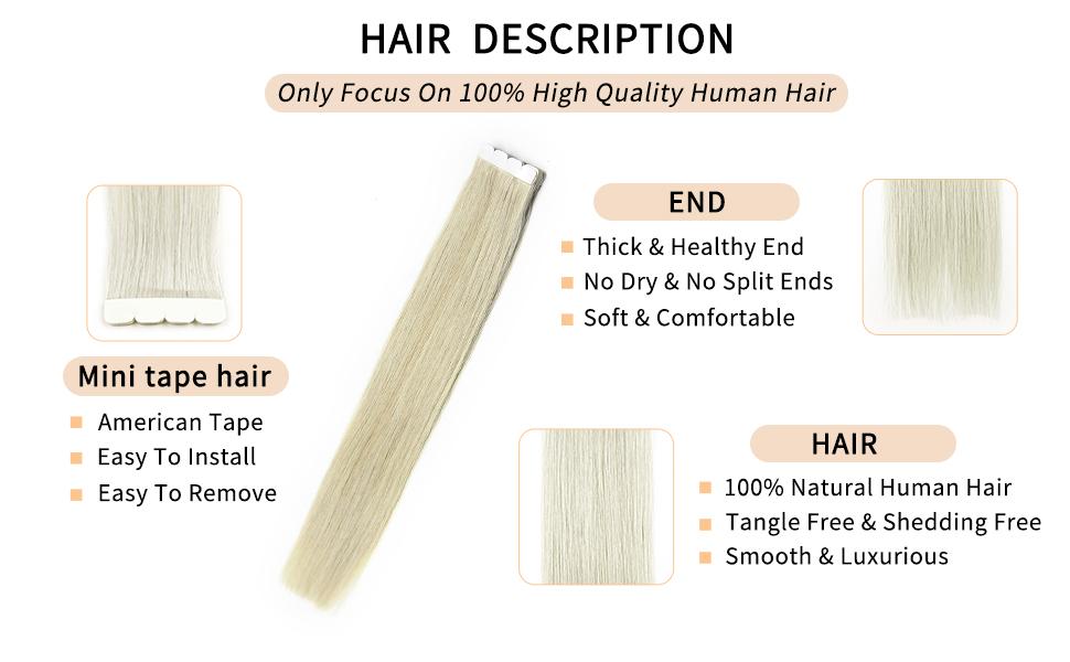 Hair Description