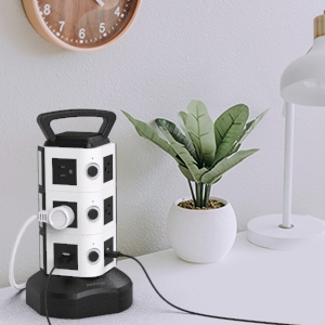 power strip charging tower