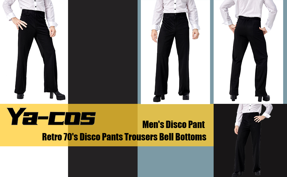 Men's Disco Pant