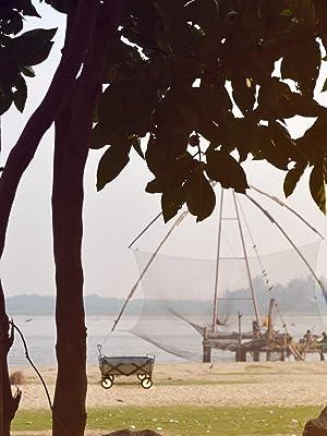 Wagon on beach