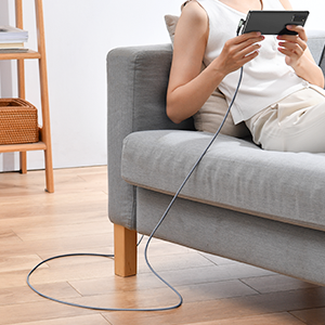 10ft usb c cable