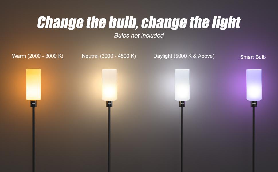 support smart bulb
