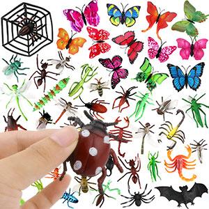 51pcs insect bugs kit