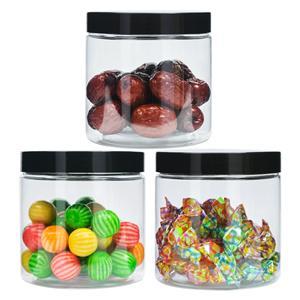 15ZO Jars With Airtight Lids