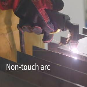 non touch plasma cutting