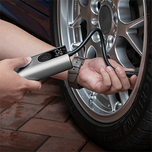 Hand Held Pump Motorcycle Inflator