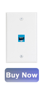 ethernet wall plate