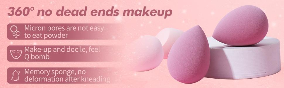 360 no dead ends makeup