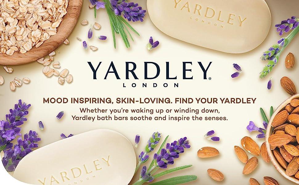 Yardley - Moo Inspiring. Skin-Loving. Find Your Yardley