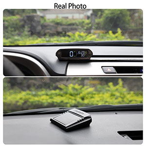 HUD GPS Speedometer Performance