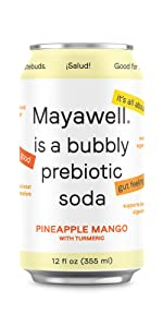 Mayawell prebiotic tonic