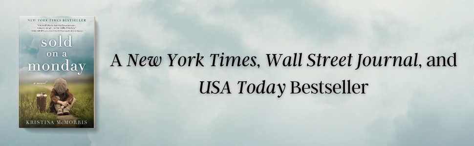 A New York Time, Wall Street Journal, and USA Today Bestseller (image of book)