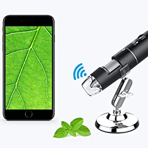 T Takmly wireless digital microscope usb camera support android phone