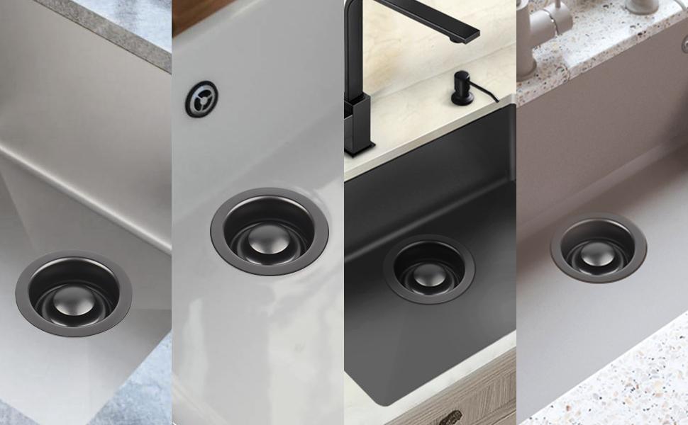 color fits many kind of sink