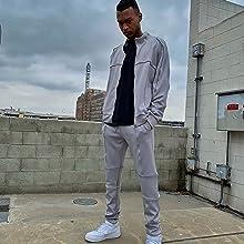 3m reflective tape suit