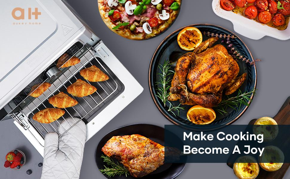 Air Fryer Toaster Oven Combo