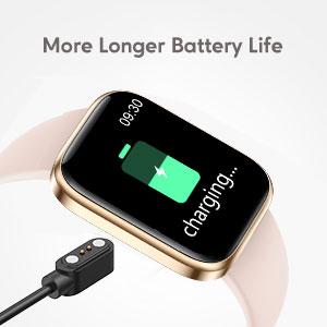 More Longer Battery Life