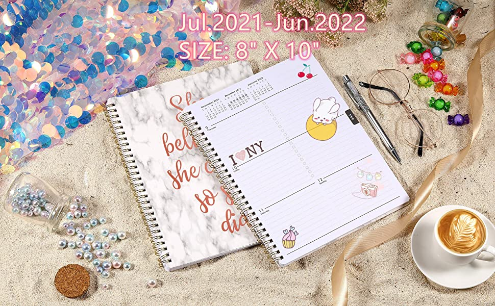 2021-2022 Academic Planner 2021-2022 Weekly Monthly Planner 2021-2022 Monthly Planner 2021-2022