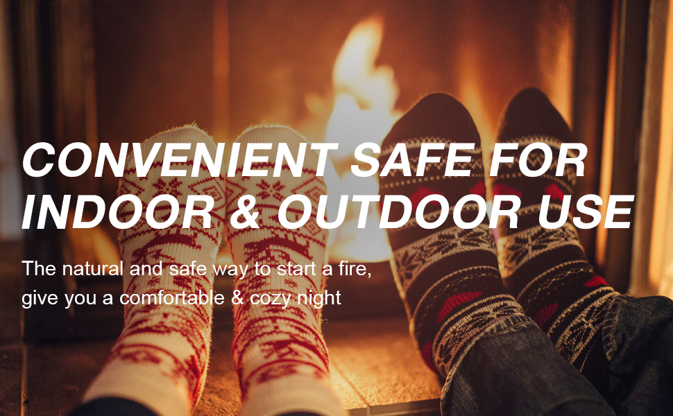 Convenient amp; safe for indoor amp; outdoor use