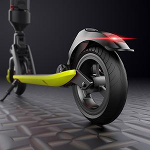 ManWheel MW-1 Electric Kick Scooter - Solid Honeycomb Tyres, 25 km/hr Top Speed, 20-25 km Range