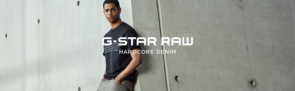 G-star RAW Hardcore Denim Men's