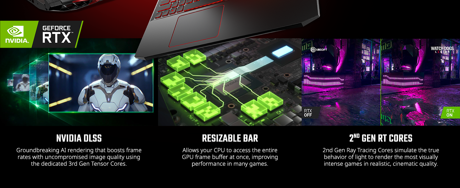nvidia geforce rtx 3050 30 series graphics card ray tracing ai artificial intelligence gpu cores