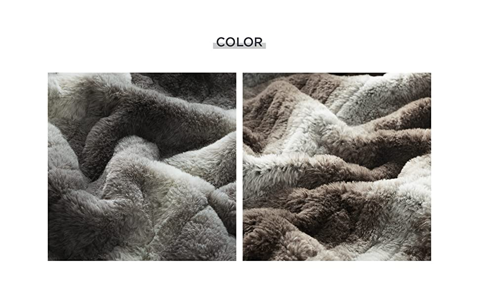 Different colors