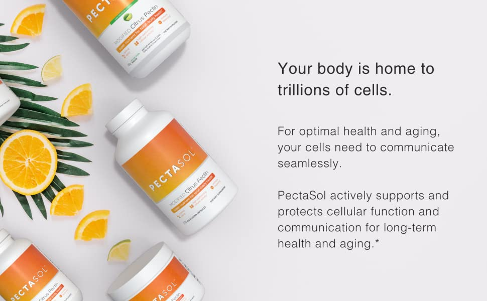 Pectasol Superfood for Cellular Support