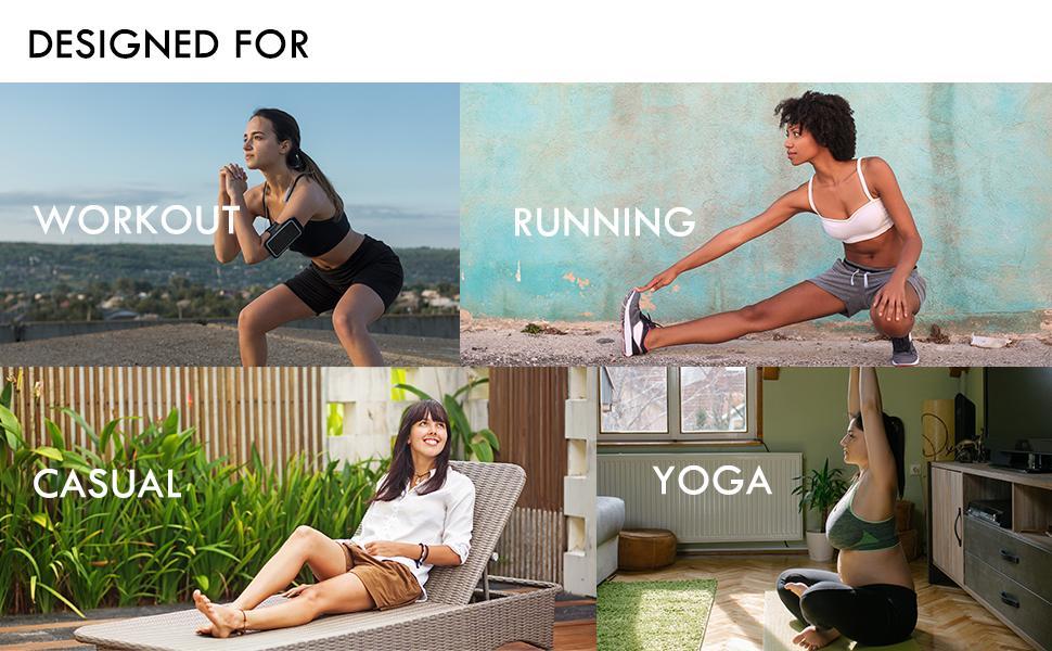 Soft Runnning Workout Lounge Shorts