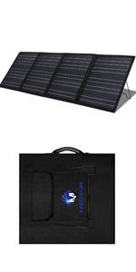 200W Portable Foldable Solar Panel